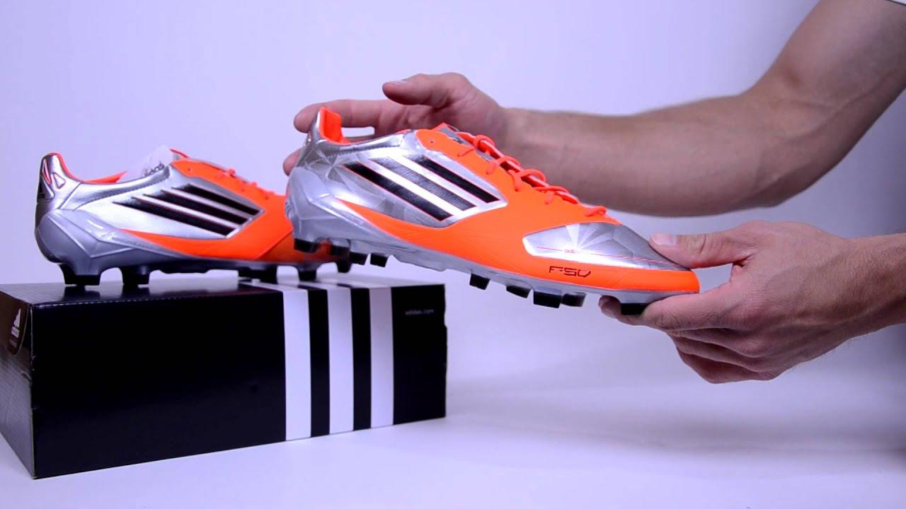 adidas f50 adizero 2012 unboxing