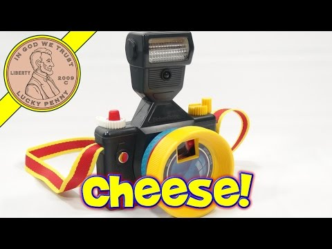 Fisher Price Crazy Camera - Say Cheese Furby!