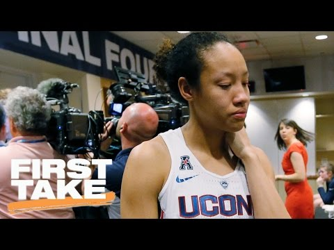 Mississippi State's Dagger In UConn Makes Sports History | Final Take | First Take | April 3, 2017