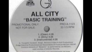 All City-Move On You (Instrumental)