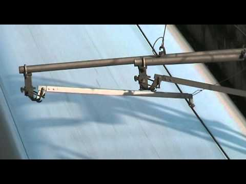 Overhead contact lines