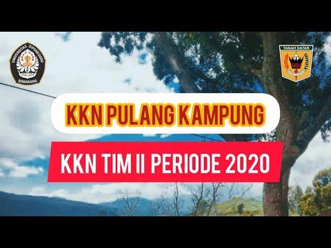 Profil Desa KKN Pulang Kampung | Amelia Monica | KKN UNDIP
