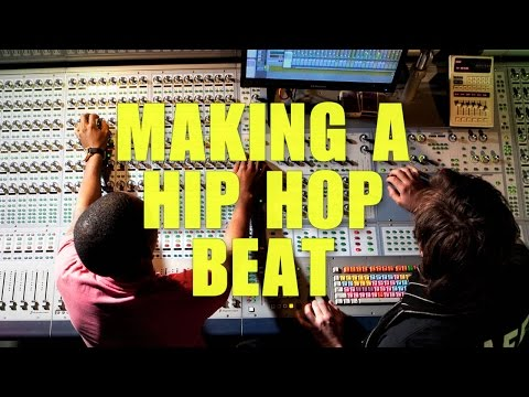 Hip Hop Beat Making Video | How To Make A Rap Beat | Valentine x Babo
