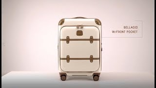 """BRIC'S Bellagio 21"""" Business Carry-on Trunk Spinner  - Review"""
