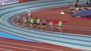 Чемпионат России. Бег 3000 метров! Мужчины