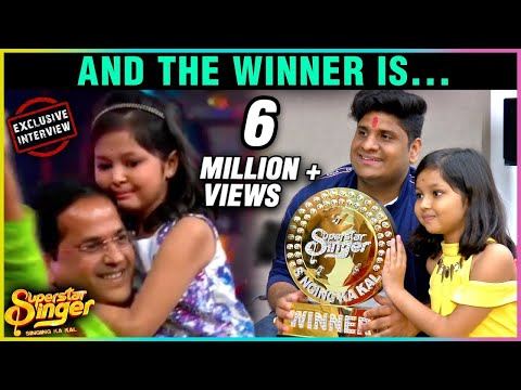 Superstar Singer Winner | Prity Bhattacharjee On WINNING The Trophy | Nitin Kumar | EXCLUSIVE