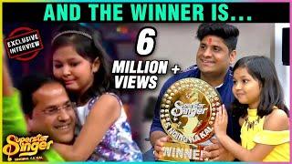 Superstar Singer Winner | Prity Bhattacharjee On WINNING The Trophy | Nitin Kumar | EXCLUSIVE