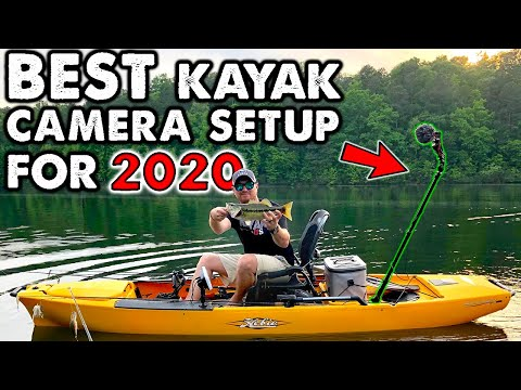BEST Kayak Camera Build | 2020 | Kayak DIY For Beginners