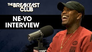 Ne-Yo Talks New Music, Working with Mary J Blige, World Of Dance & More