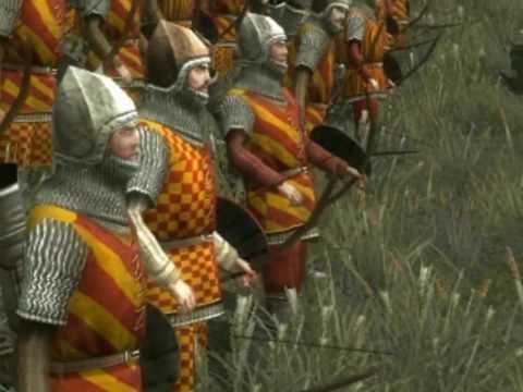 La Bataille d'Azincourt 1415 Total War