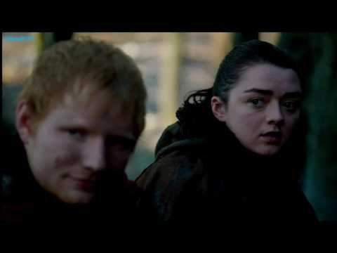 Ed Sheeran's scene on Game of Thrones