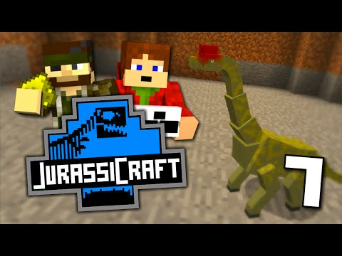 Jurassic Craft 2 | Český Let's Play #07 w/Ixajr [Porty]