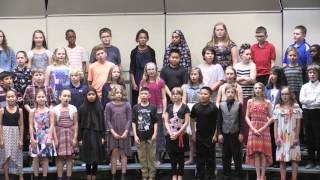 05.25.2017 Marshall Middle School Orchestra and Choir Concert