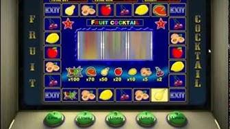 Fruit Cocktail Slot Bonus - Online Casino Machine Slot Game ||HD||