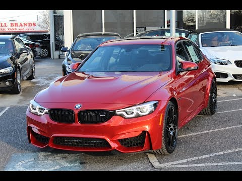 2018 BMW M3 Full Review