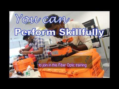 Certified Fiber Optic Technician Course, 100G Training