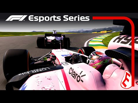F1 Esports | Xbox Qualifying Race 3 | Spain