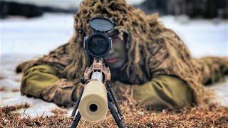 ¿Qué Cálculos Hace un Francotirador para Lograr el Disparo Perfecto?