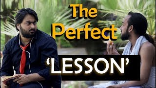 The Perfect Lesson || Very Heart Touching Video || Crazy Creatures ProductionS || CCP