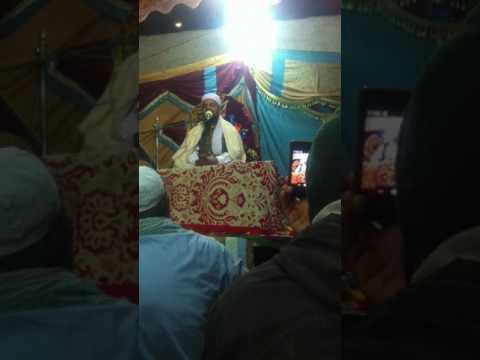 Sain Aashiq Ali Rajper New Taqreer at dost Muhammad Metlo village Near Qamber Shahdadkot 02/02/2017