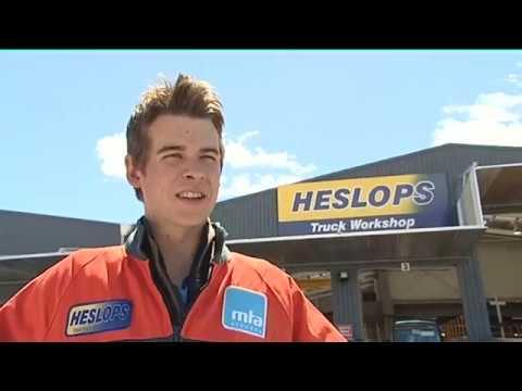 Working in New Zealand 28 - Logistics , Auto Heavy Engineering, Rural Contracting - JTJS3 EP 8