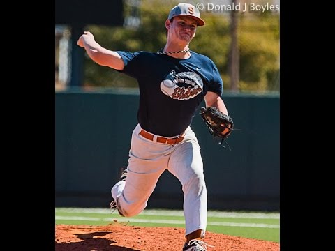 RHP Alex Barner Tom C Clark High School Class of 2018