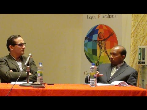 Rohingya Minority Discussion at Moot Court Law Faculty McGill University, Montreal