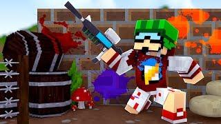 Minecraft: PAINTBALL - ESCADONA ‹ AMENIC ›