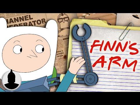 Adventure Time Destiny Theory - Finn's Arm - Cartoon Conspiracy (Ep. 116)