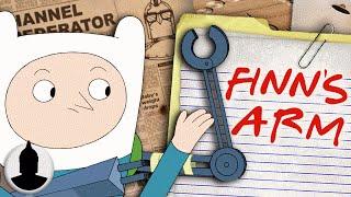 Adventure Time Destiny Theory - Finns Arm - Cartoon Conspiracy (Ep. 116)