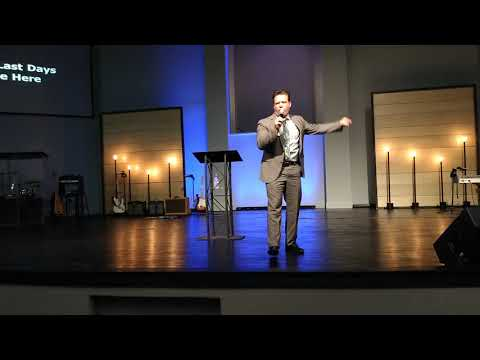 "THE LAST DAYS ARE HERE"":BRO. JOSH HERRING, DALLAS FIRST CHURCH UPCI"