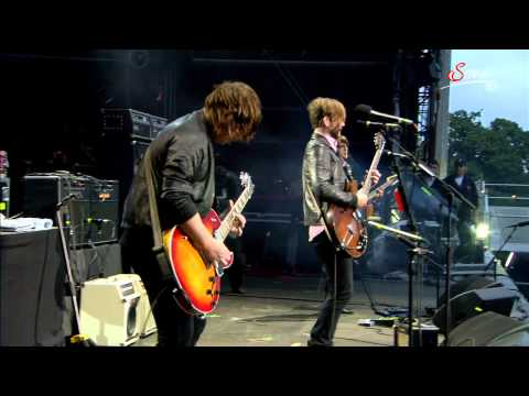 Kings Of Leon - Sex On Fire LIVE HD 720p 2008