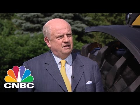 AGCO Corporation CEO: Steering An Agriculture Turnaround   Mad Money   CNBC