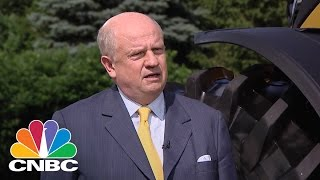 AGCO Corporation CEO: Steering An Agriculture Turnaround | Mad Money | CNBC