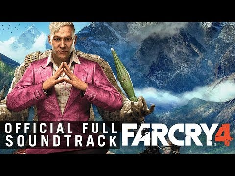 Far Cry 4 OST - Painted in Blood (Track 28)