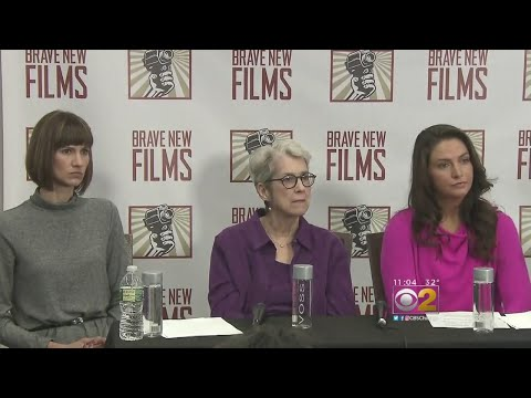 3 Women Speak Out About Sexual Misconduct Claims Against President Trump