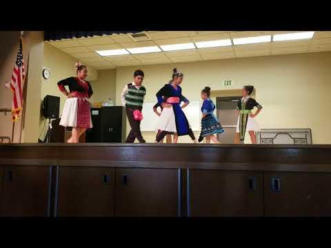 Olmos elementary school hmong dance 6 graders
