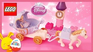 LEGO - CENDRILLON et son carrosse - Princesses Disney -Jouets - titounis