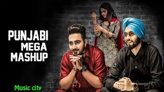Non Stop Bhangra Remix Songs 2018 | Punjabi DJ Remix songs 2018 | Latest Punjabi Mashup 2018 - Stafaband