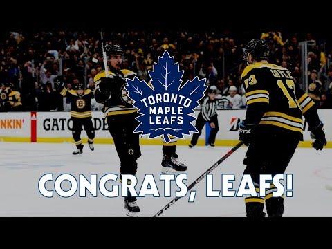 Congrats, Leafs! (2019)