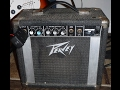 Download Peavey Audition 20 12 Watt guitar amp gets over drums with ease MP3 song and Music Video