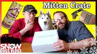 RETURN OF MEMPHIS | Mitten Crate Unboxing Pure Michigan