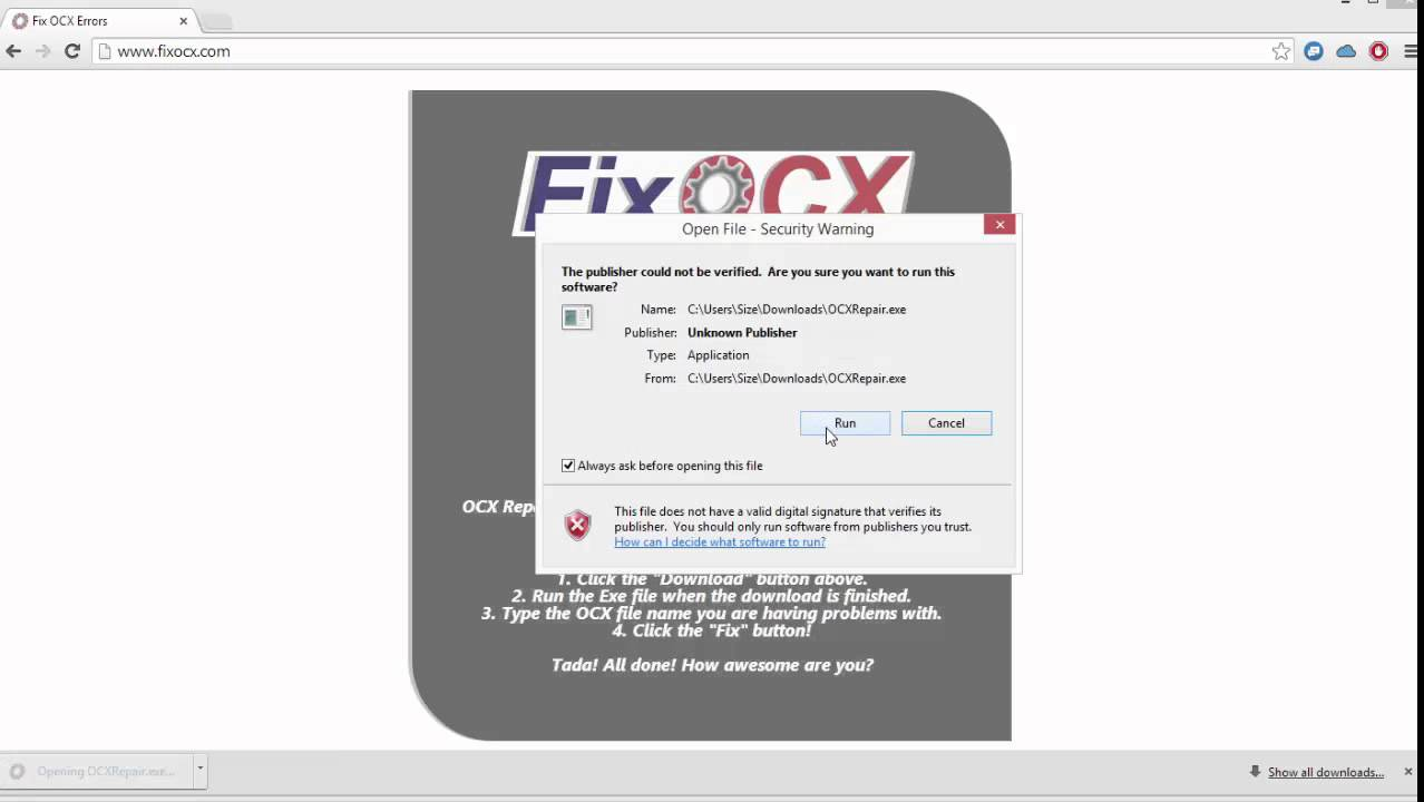 file swflash ocx