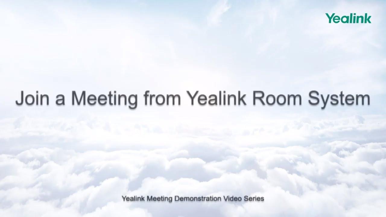 Yealink Meeting - How to start using Meeting Eye device/ hardware/ terminal