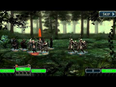 The Lord of the Rings: Legends of Middle-earth Launch Trailer