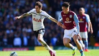 Video Gol Pertandingan Tottenham Hotspur vs Aston Villa