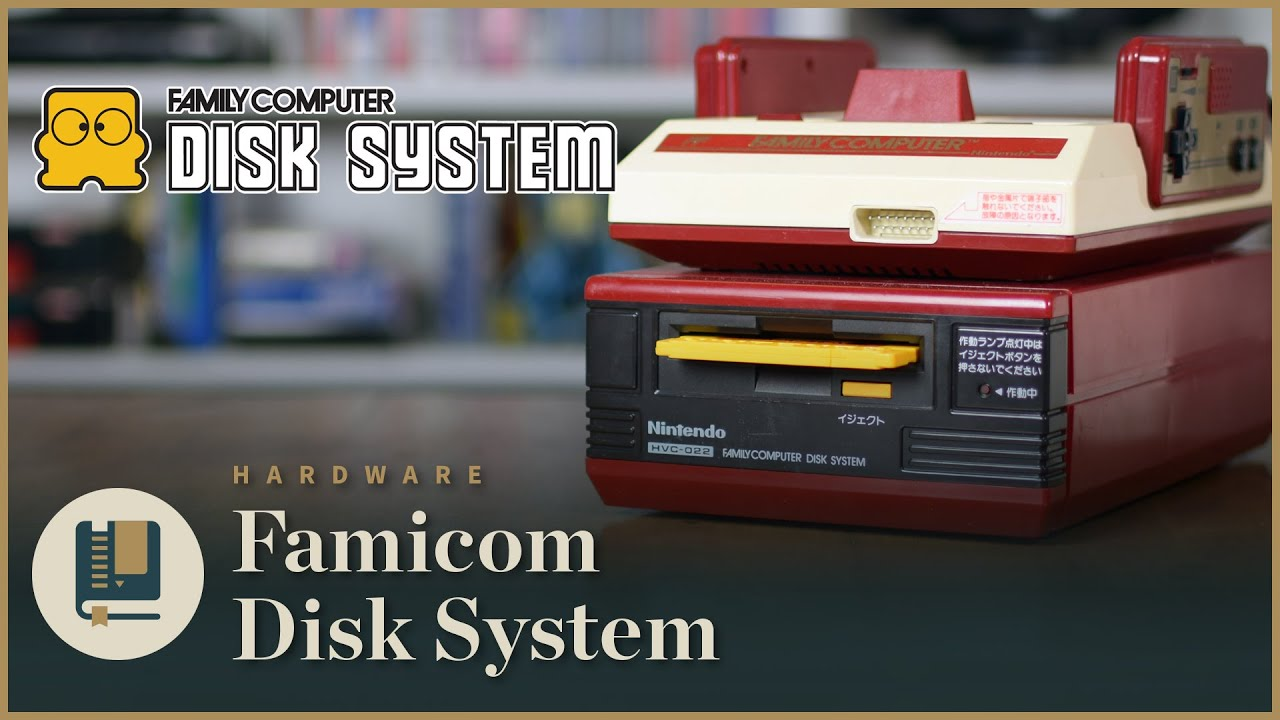 famicom disk system gaming historian youtube