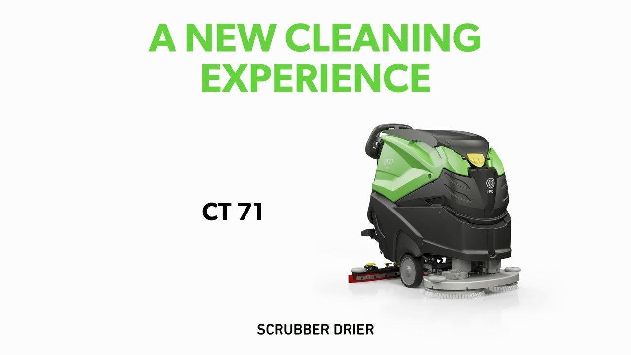 CT 71:  a new cleaning experience