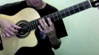 Plum Blossoms in Snow (Guitar) 踏雪寻梅 (吉他)