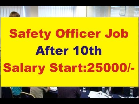 safety officer after 10 | health and safety course training | online courses